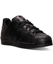 adidas Big Boys  Superstar Casual Sneakers from Finish Line f9bbeee93b35a