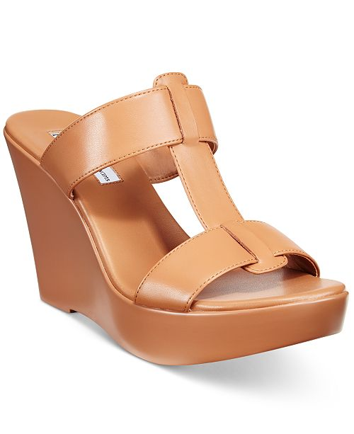 968444988ebc ... INC International Concepts I.N.C. Paciee Wedge Sandals