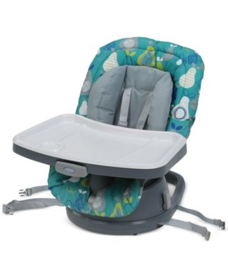Swivel High Chair Booster Seat. 70 reviews. $69.99. main image; main image ...  sc 1 st  Macyu0027s & Graco Swivel High Chair Booster Seat - All Baby Gear - Kids - Macyu0027s