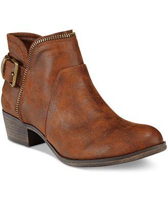 American Rag Edee Ankle Booties, Created for Macy's