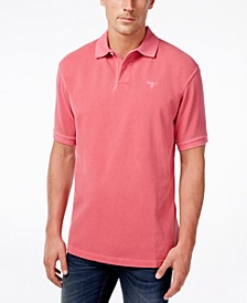 Men's Pique Sports Polo