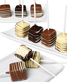 Chocolate Covered Company 10-pc. Chocolate Cheesecake Pops