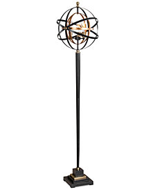 Uttermost Rondure Floor Lamp