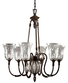 Galeana 6 Light Chandelier