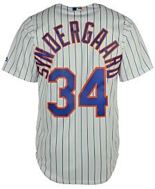 Majestic Men's Noah Syndergaard New York Mets Replica Jersey