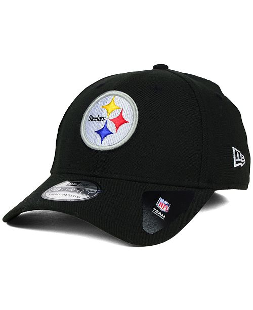 New Era Pittsburgh Steelers Classic 39THIRTY Cap