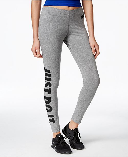 27b090a2d6d997 Nike Leg-A-See Just Do It Dri-FIT Leggings   Reviews - Pants ...