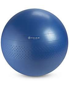 Gaiam Large Balance Ball Kit