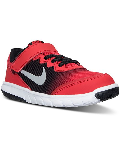 811eea4bd2c2d Nike. Little Boys  Flex Experience 4 Print Running Sneakers from Finish  Line. 4 reviews. main image  main image ...