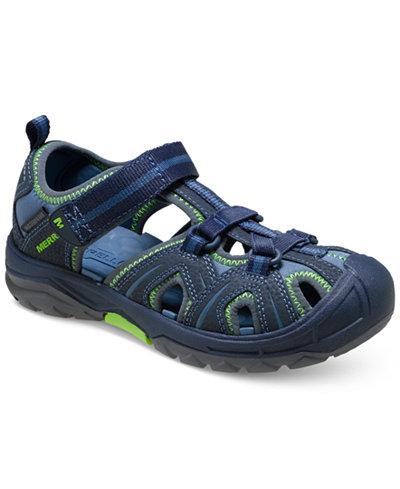 Merrell Little Boys' or Toddler Boys' Hydro Hiker Sandals