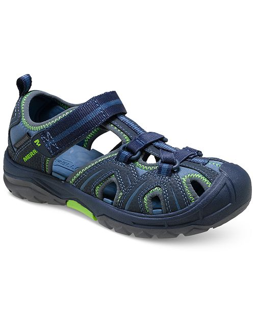 Merrell Boys' or Little Boys' Hydro Hiker Sandals