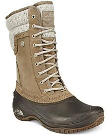 Women's Shellista Waterproof Mid Cold Weather Boots
