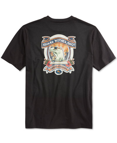 Tommy Bahama Men 39 S Iguana Nother Graphic Print T Shirt T