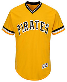 Majestic Men's Pittsburgh Pirates Cool Base Jersey