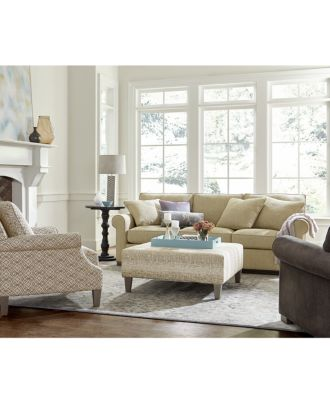 kelly ripa camley sofa collection - furniture - macy's