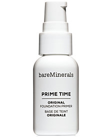 bareMinerals Prime Time Original Foundation Primer, 1 oz