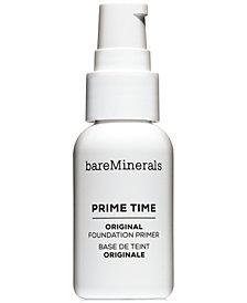 bareMinerals Prime Time Original Foundation Primer, 1 oz
