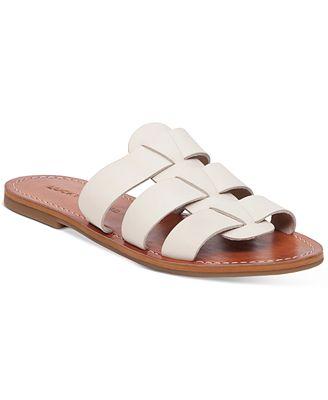 Lucky Brand Aisha Huarache Flat Sandals