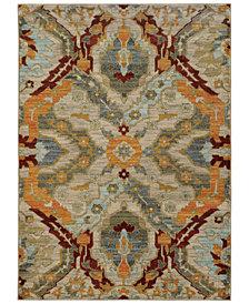 "Oriental Weavers Sedona 6357A 6'7"" x 9'6"" Area Rug"