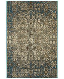 "Oriental Weavers Pasha 8020L 6'7"" x 9'6"" Area Rug"