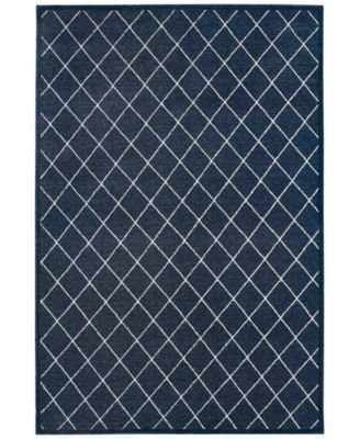 "Ellerson Diamond 7'10"" x 10'10"" Area Rug"