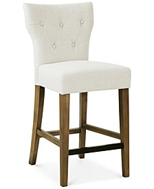 Dan Tufted Counter Stool