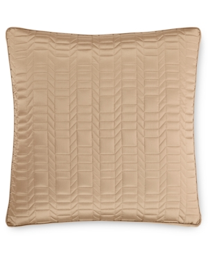 Hotel Collection Onyx Quilted European Sham Created for Macys Bedding
