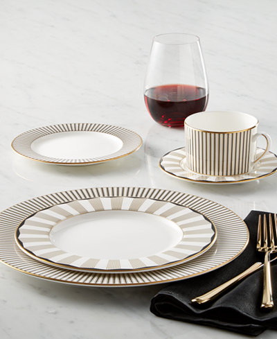 Brian Gluckstein by Lenox Audrey Dinnerware Collection