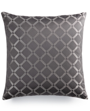 Hotel Collection Modern Airbrush Geo 22 Square Decorative Pillow Created for Macys Bedding