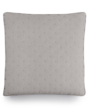 Hotel Collection Eclipse Quilted European Sham Created for Macys Bedding