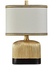StyleCraft Goldsboro Finish Accent Table Lamp