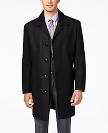 Coventry Wool-Blend Overcoat
