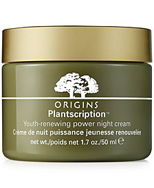 Origins Plantscription Youth-Renewing Power Night Cream 1.7 oz.