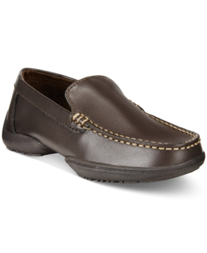 Kenneth Cole Reaction Little Boys' or Toddler Boys' Driving Dime Dress Shoes