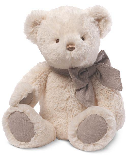 Gund Baby Amandine Stuffed Teddy Bear Toy All Toys Games Kids