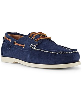 polo ralph s bienne ii suede boat shoes
