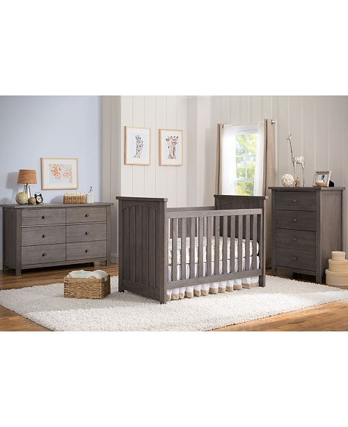 Furniture Hinkson 3 in 1 Convertible Crib Collection