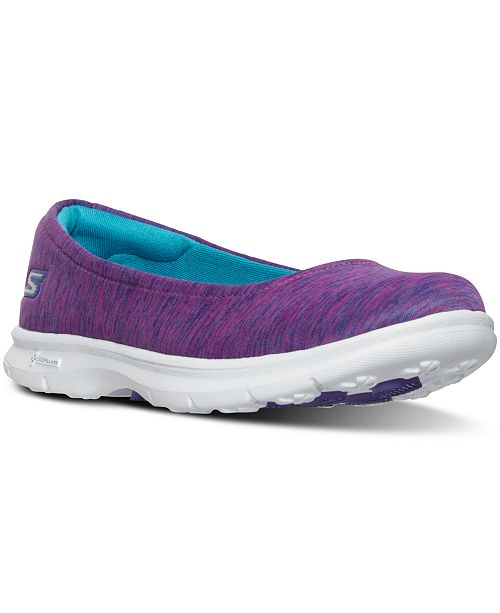 df442911a8b0 ... Skechers Women s GO STEP - Challenge Walking Sneakers from Finish ...