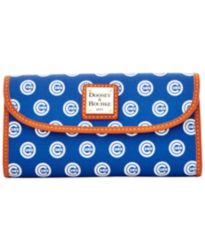 Dooney & Bourke Large Continental Clutch MLB Collection