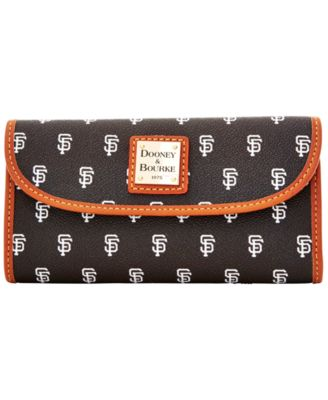 San Francisco Giants Large Continental Clutch