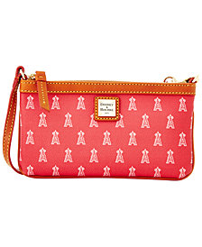 Dooney & Bourke Large Wristlet MLB Collection