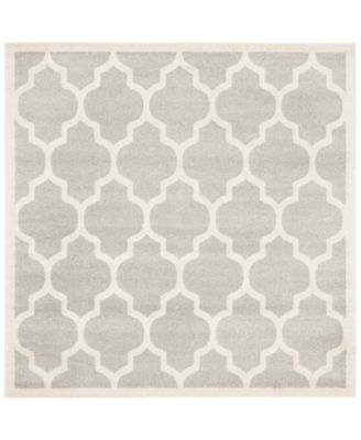 Amherst Indoor/Outdoor AMT420 5' x 5' Square Area Rug