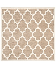 Amherst Indoor/Outdoor AMT420 7' x 7' Square Area Rug