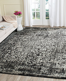 Safavieh Evoke EVK256R Black/Grey 3' x 5' Area Rug
