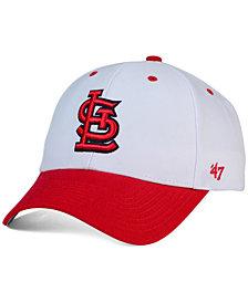 '47 Brand St. Louis Cardinals Audible MVP Cap
