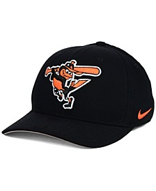 Baltimore Orioles Ligature Swoosh Flex Cap