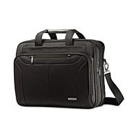 Samsonite Ballistic Expandable Toploader Laptop Briefcase (Black)
