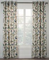 "Ellis Curtain Brissac 50"" x 84"" Lined Grommet Panel"