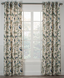Ellis Curtain Brissac Panel and Valance Collection