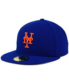 New Era New York Mets Authentic Collection 59FIFTY Fitted Cap